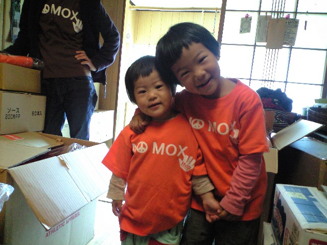 NO MOX Tシャツ