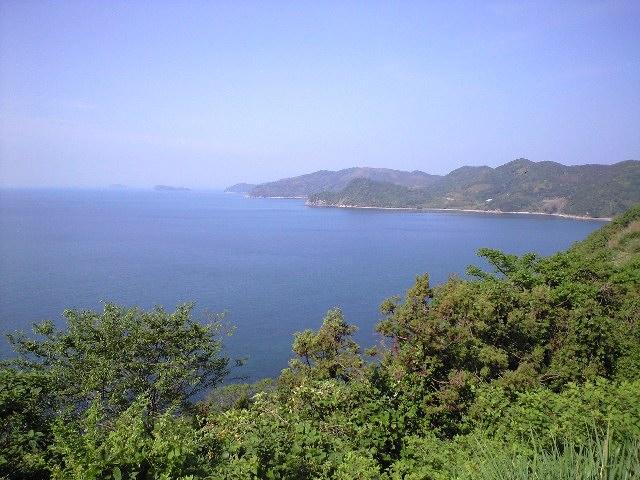 長島を歩く