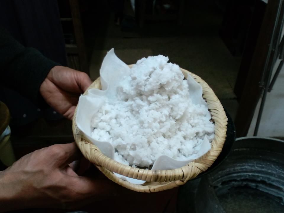 塩の自給、ことはじめ